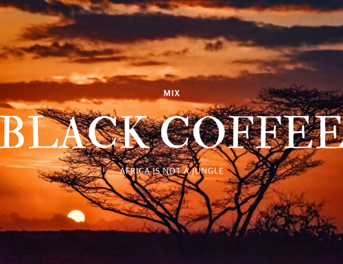 Black Coffee – Africa Is Not A Jungle Mixtape